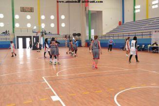 Basketball cadettes Jeux Scolaires championnat inter-ligues Tiznit 17-03-2017_31