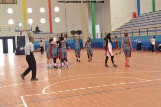 Basketball cadettes Jeux Scolaires championnat inter-ligues Tiznit 17-03-2017_32