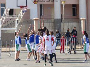 Basketball Minimes Jeux Scolaires championnat inter-ligues Tiznit 17-03-2017_17