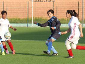 Football Feminin Amjad Taroudant - ittihad Ait Melloul 12-03-2017_81
