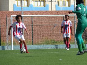 Football Feminin Hassania D'Agadir - ittihad Ait Melloul 12-03-2017_85