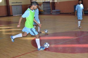 Futsal Wiam Agadir - Nadi Riyadi Azrou 18-03-2017