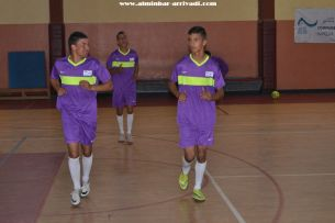Futsal Wiam Agadir - Nadi Riyadi Azrou 18-03-2017_15