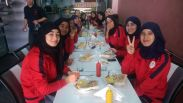 Handball feminin Najah Souss - Mouloudia Tiznit 18-03-2017