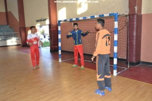 Handball Olympic Dcheira - Amal Tiznit 04-03-2017