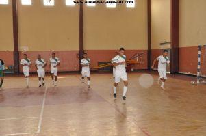 Futsal Mostakbale Tikiouine - Raja Zag 23-04-2017