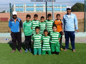 Football Benjamins Coupe Najm Anza - Sidi Bibi U11 13-05-2017