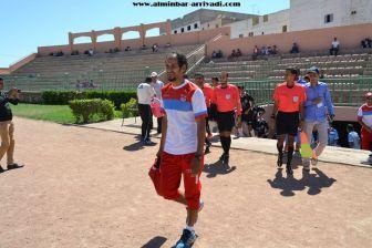 football cadets Hassania Agadir - ittihad Taroudant 28-05-2017