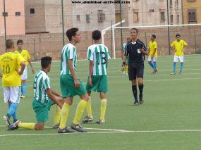 Football Minimes Najah Souss – Moustakbal Azrou 21-05-2017_90