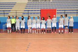 Handball Feminin Amal Tiznit - iitihad Nadi Roudani 20-05-2017_05