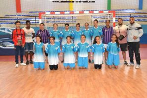 Handball Feminin ittihad Ait Melloul – Manar Elqods 20-05-2017_08