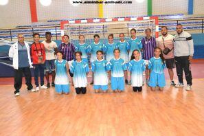 Handball Feminin ittihad Ait Melloul – Manar Elqods 20-05-2017_10