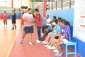 Handball Feminin ittihad Ait Melloul – Manar Elqods 20-05-2017_15