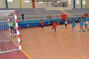 Handball Feminin ittihad Ait Melloul – Manar Elqods 20-05-2017_18