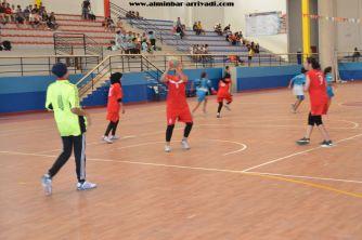 Handball Feminin ittihad Ait Melloul – Manar Elqods 20-05-2017_26