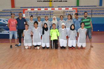 Handball Feminin ittihad Ait Melloul -Nadi Roudani 20-05-2017_25