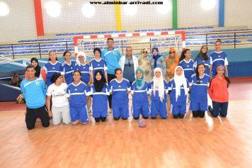 Handball Feminin Manar Elqods - ittihad Baamrani 20-05-2017_16