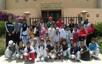 Passage de Grades Taekwondo - Associations Tiznit 21-05-2017_14