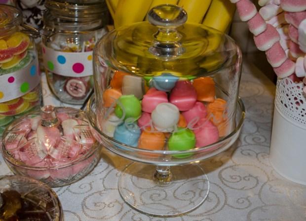 Accesorii sticla pentru candy bar