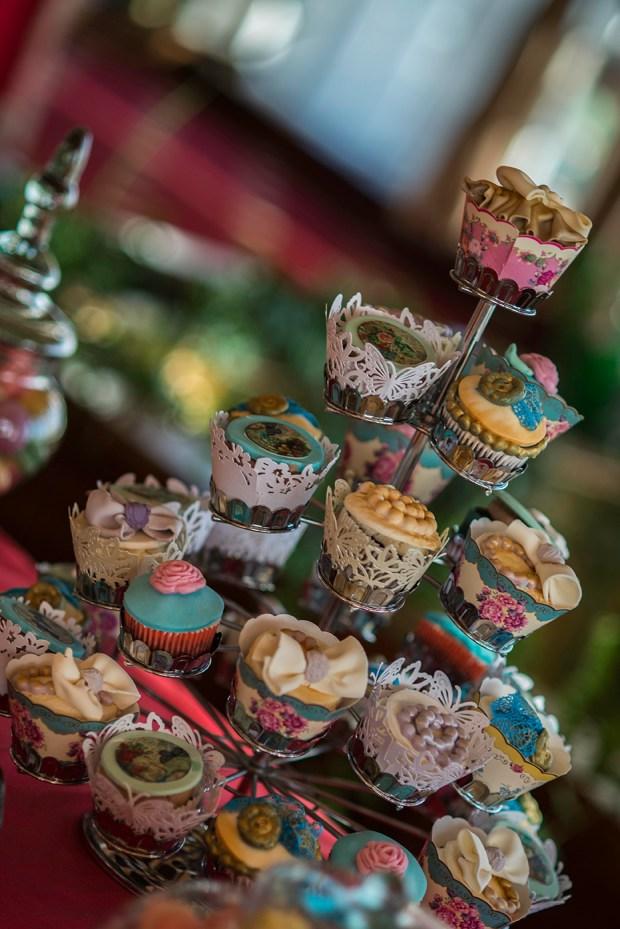 Briose Candy Bar nunta