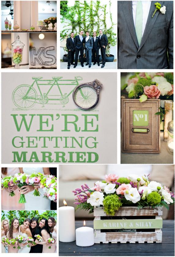 nunta in verde