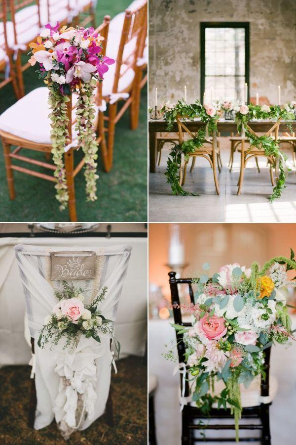 decor scaune nunta