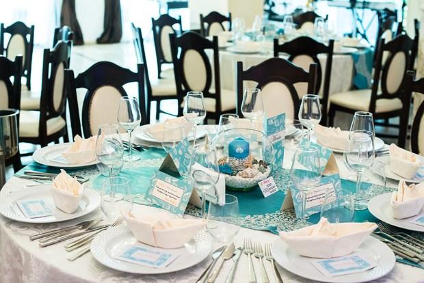 Aranjament nunta scoici