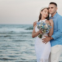 Ceremonie pe plajă - Lorena & Cosmin