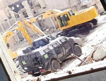 الجهات الأمنية تتصدى لهجوم شنه مطلوبون خلال تطوير حي المسورة بالعوامية وتقتل أحدهم