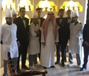 الغفيص يحفز عمل السعوديين والسعوديات بالمطاعم الكبرى والفنادق