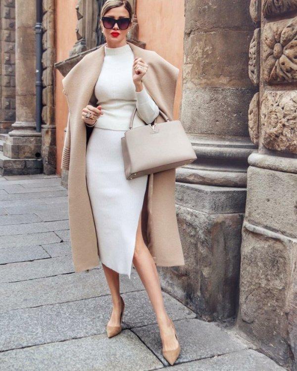Самая модная женская одежда 2020 (52 фото)