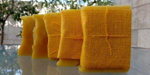 סבון בעבודת יד למון גראס