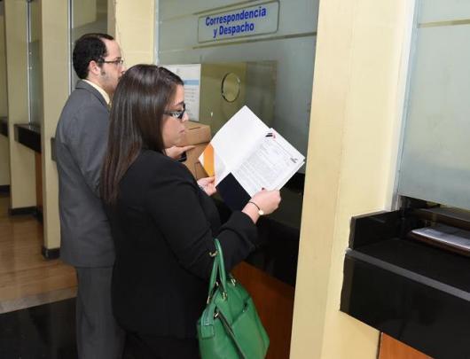 Los documentos recogen inextensa en versión física y digital el contrato con el Consorcio Odebrecht-Tecnimont-Estrella.