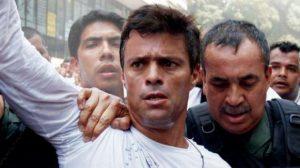 VENEZUELA: Tribunal Supremo ordena captura de Leopoldo López
