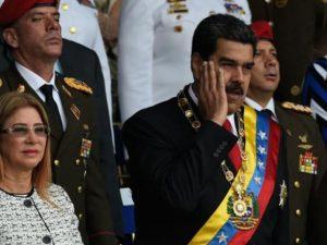 VENEZUELA: Ofrecieron US$50 MM a autores atentado contra Maduro