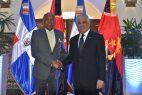 RD y Angola tratan posibles acuerdos en materia petrolera