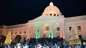 Más de 24 mil personas visitaron el Palacio Nacional en Navidad
