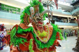 """""""Carnavales de mi Tierra"""", un recorrido por expresiones e identidad dominicanas"""