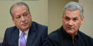 Salen a relucir diferencias en una parte de cúpula PLD; Pared fustiga a Gonzalo