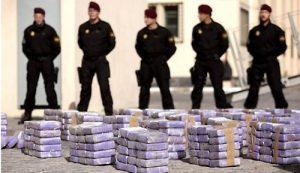ESPAÑA: Detenidos un venezolano y un dominicano por 53 kilos cocaína