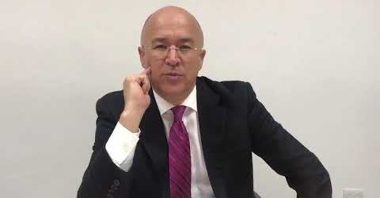 Domínguez Brito estima imperante el retorno de los estudiantes a las aulas