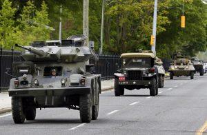 Nueva York celebra bajo restricciones el Día de Caídos en Guerras