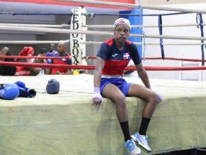 Miguelina Hernández, una atleta refugiada en sus entrenamientos