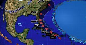 Alerta de huracán en la costa este de EE.UU.: Isaías volvió a ganar fuerza