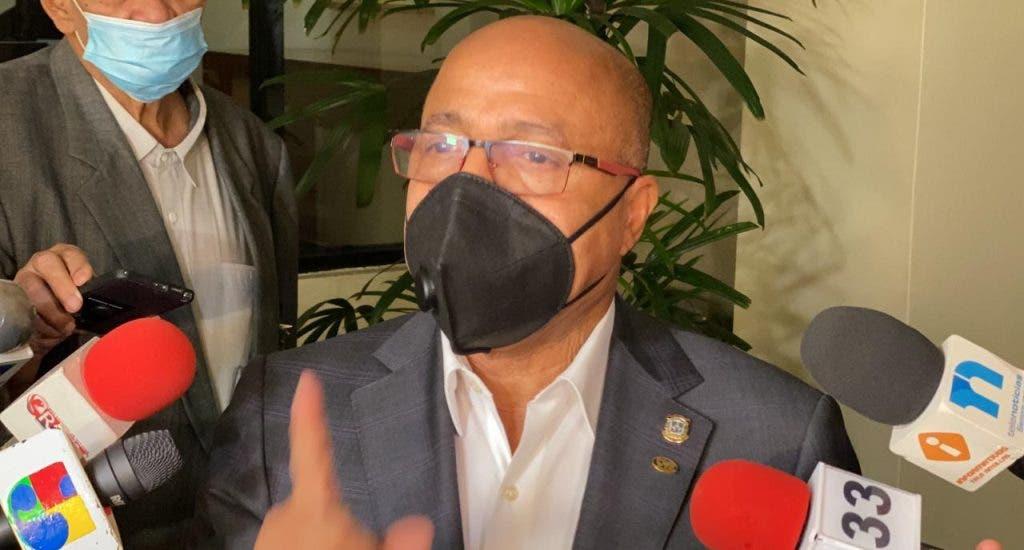 AlfredoPacheco anuncia no volverá a aspirar jamás a diputado ni senador