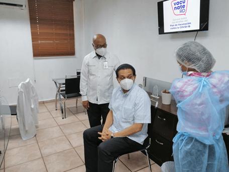 Ministro de Salud afirma que rebrote tras Semana Santa está controlado