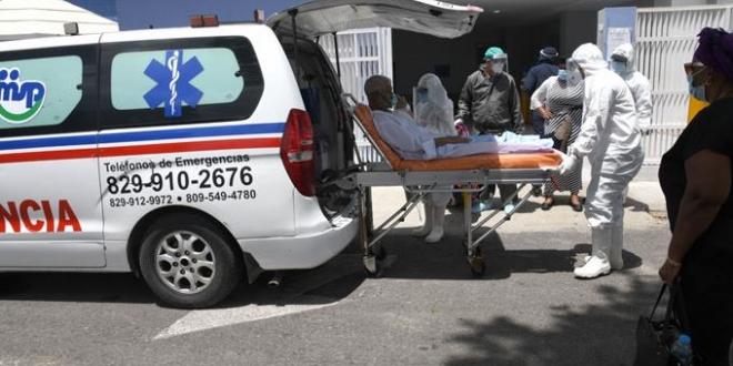R.Dominicana registra 1,149 nuevos contagios de covid-19 y cinco muertes