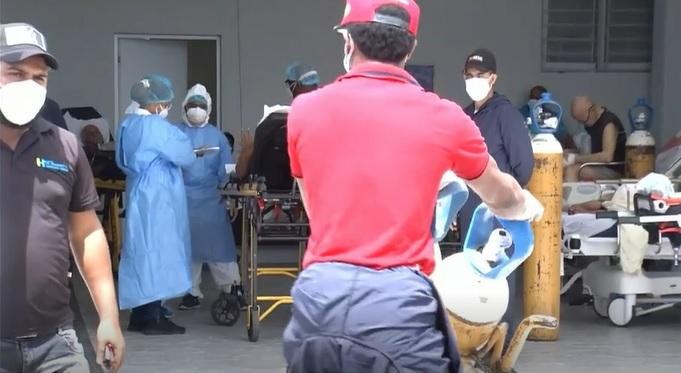 Salud Pública reporta 345 nuevos contagios COVID y 2 defunciones