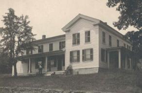 2 - Almond House, circa 1875