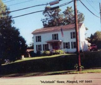 4 - 2002 Photo of Front - McIntosh Home